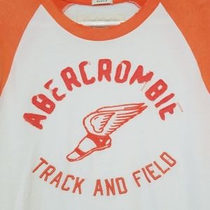 Men's Abercrombie XXL Muscle style super soft tee